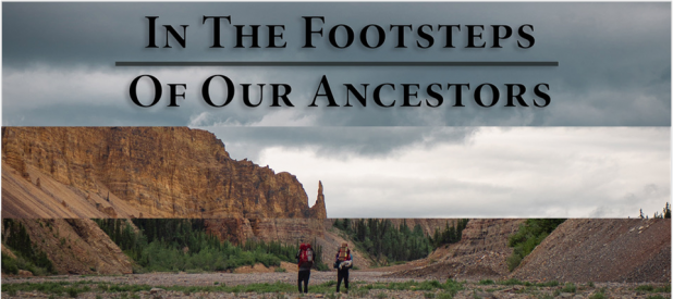 Movie Poster - In the Footsteps of our Ancestors - cropped
